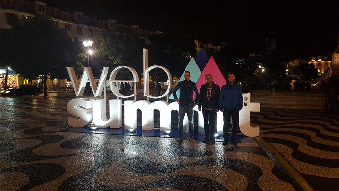 Websummit 2018 Lisabon